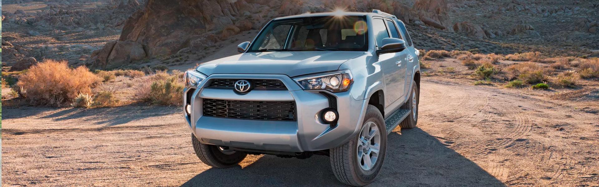 Сервис Toyota 4Runner