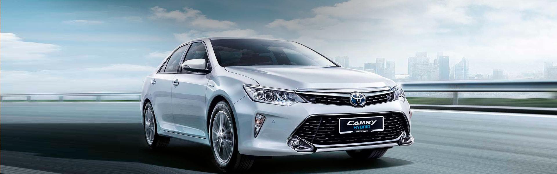 Сервис Toyota Camry